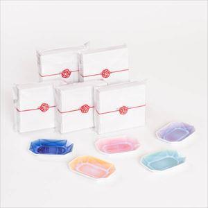 【お配りギフト】Arita Jewel Octagon 5点セット /梅水引ラッピング付/ 豆皿/ Floyd