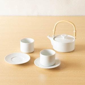 【セット】SUIの土瓶とティーカップのペア/224porcelain_Image_1