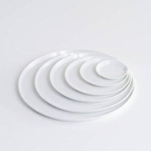 【セット】TYシリーズ Round Plate ホワイト 6枚セット 化粧箱入り/お皿/1616 arita japan