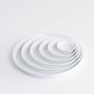 【セット】TYシリーズ Round Deep Plate ホワイト 6枚セット 化粧箱入り/お皿/1616 arita japan