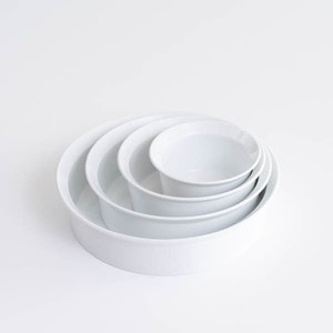 【セット】TYシリーズ Round Bowl ホワイト 4点セット 化粧箱入り/ボウル/1616 arita japan