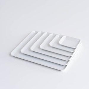 【セット】TYシリーズ Square Plate ホワイト 6枚セット 化粧箱入り/お皿/1616 arita japan