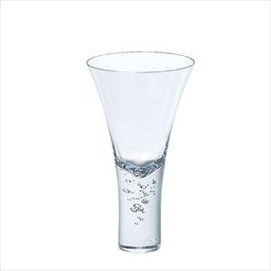 神秘的に立ち昇る泡 ワイン・カクテル クリアー/グラス/Sghrスガハラ