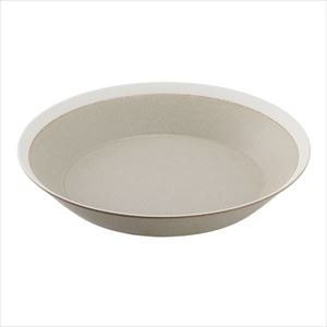 dishes 230plate sand beige matte/お皿/木村硝子店