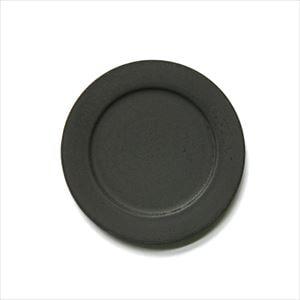 炻器plate M 黒/お皿/SyuRo