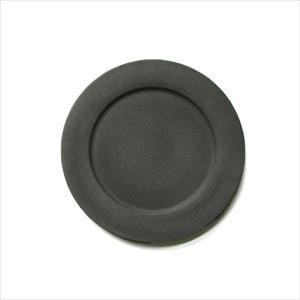 炻器plate M グレー/お皿/SyuRo
