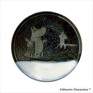Gosu / Moomin MASHIKO POTTERY -GLAZE- / Plate / amabro