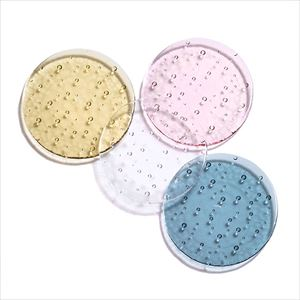 【セット】droplet 18cm 4色セット 化粧箱入/お皿/Sghrスガハラ