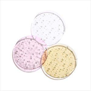 【セット】droplet 18cm 飴のような3色セット 化粧箱入/お皿/Sghrスガハラ