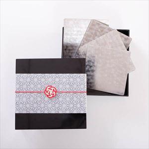 [Tamatebako set] Suzugami ×4 / Single Jubako box (L)