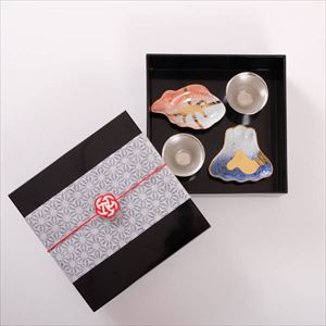 [Tamatebako set] Writer recommended set / Single Jubako box (L)