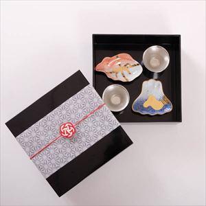 【玉手箱セット】ライターいちおし!お刺身と楽しむ晩酌ペア 一段重(大)