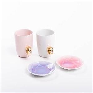 【セット】CUP RING & Arita Jewel ペア 化粧箱入/マグカップと豆皿/Floyd