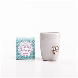 【セット】CUP RING & 紅茶カモミール 化粧箱入