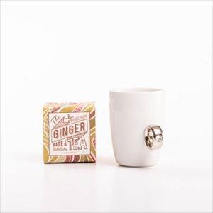 【セット】CUP RING & 紅茶ジンジャー 化粧箱入