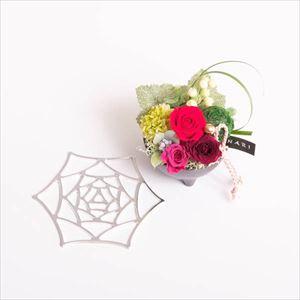 【セット】お花と曲がるKAGO ローズ 化粧箱入/フラワーギフト
