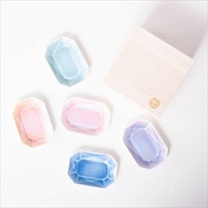 【セット】Arita Jewel Octagon 5pcs Set 桐箱入/Floyd