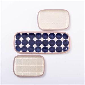 【セット】長方皿(長&小) バイヤーが自分で使いたい3点セット 化粧箱入/やちむん/一翠窯