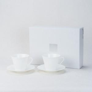 【アウトレット】 EXQUISITE ペアティ&コーヒーセット /NIKKO 《商品入れ替え》