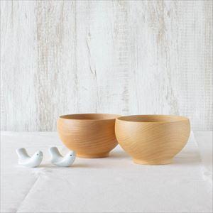 【セット】ラブバードとめいぼく夫婦椀 ギフトボックス入/箸置きとお碗/白山陶器