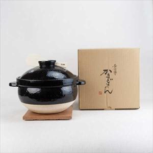 【アウトレット】 かまどさん土鍋 五合炊き 伊賀焼/長谷園 18000→11980円《商品入れ替え》