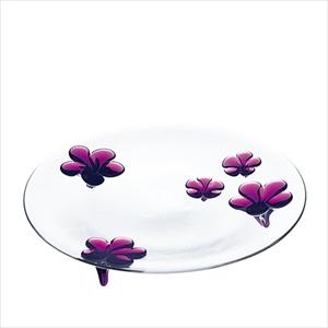 【アウトレット】camellia 28cmプレート ワインレッド/お皿/Sghrスガハラ 20000円→14980円《商品入れ替え》
