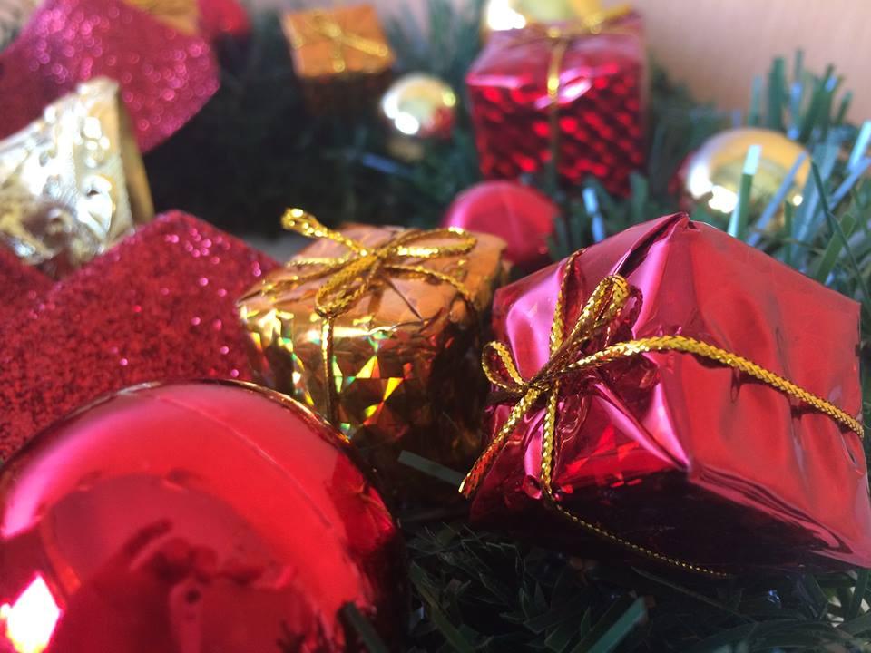 クリスマスプレゼントはお決まりですか?