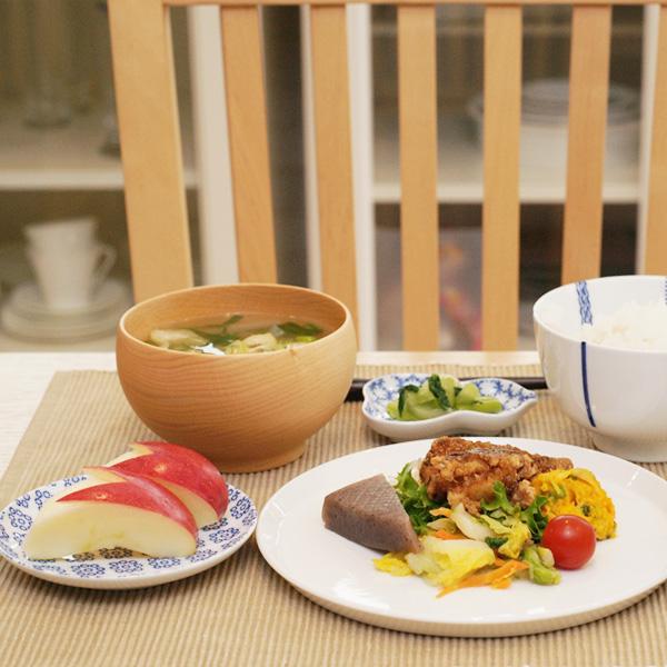 木製のお椀と相性の良いお茶碗って?