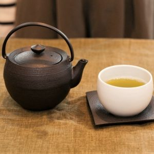 How to make delicious Japanese green tea
