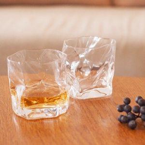 秋の夜長にはウィスキー♪しっとりした時間には木村硝子店のグラスがおすすめ