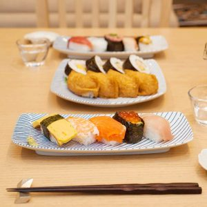 For your home sushi party! Items which make rice delicious♪