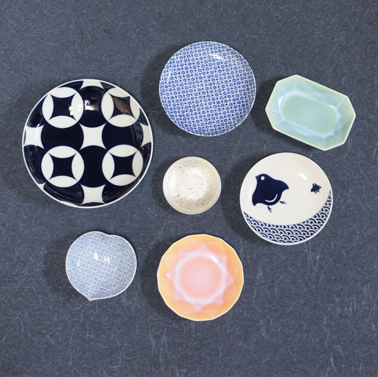 徹底比較!日本デザインストアの豆皿・小皿のサイズ