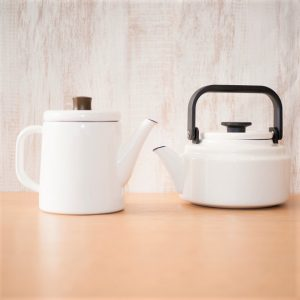 Kettle as wedding gifts or housewarming gifts