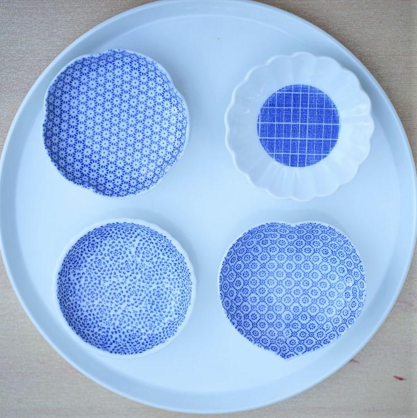 実はこれも!?話題の波佐見焼の豆皿・小皿たち