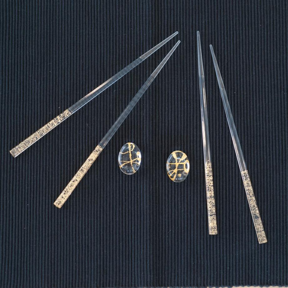 毎日使うものだから、箸は素材からこだわりたい!