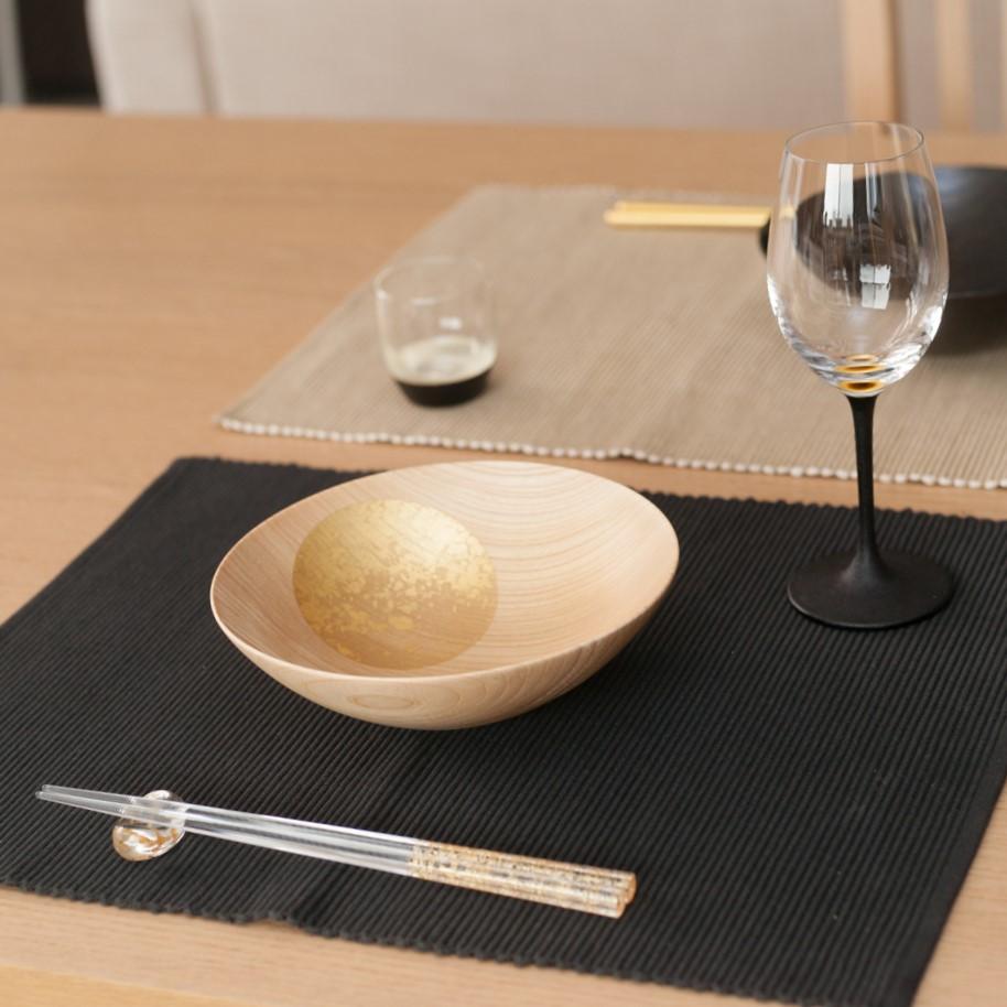 Chopsticks and chopstick rest set for couples