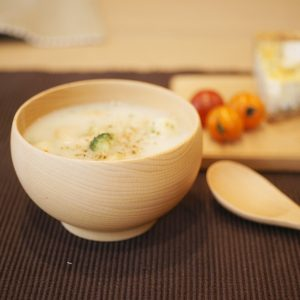 Stay warm with a stylish soup cup or bowl in a cold day