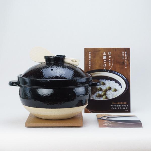 For Kamado-san beginner! Official recipe book