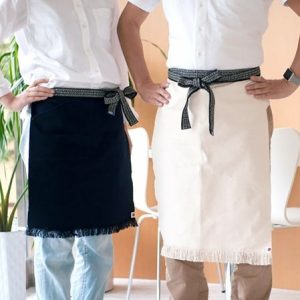 Japan Design Store original! Maekake apron