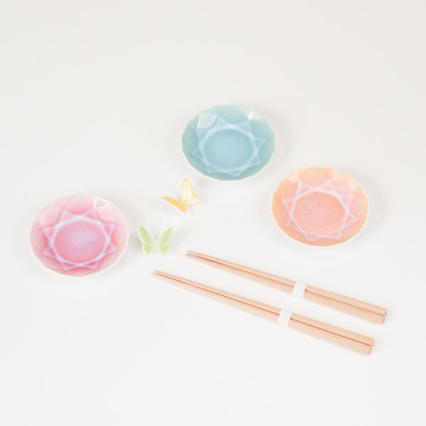 豆皿と箸置きのギフトセット 丁寧な暮らしの名脇役アイテム