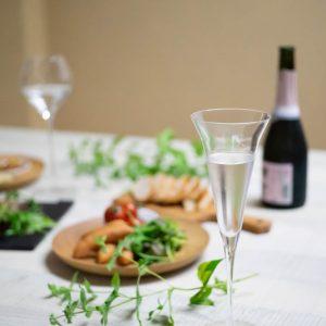 日本酒ブームは日本酒に合うグラスとそば猪口でのっかろう♪