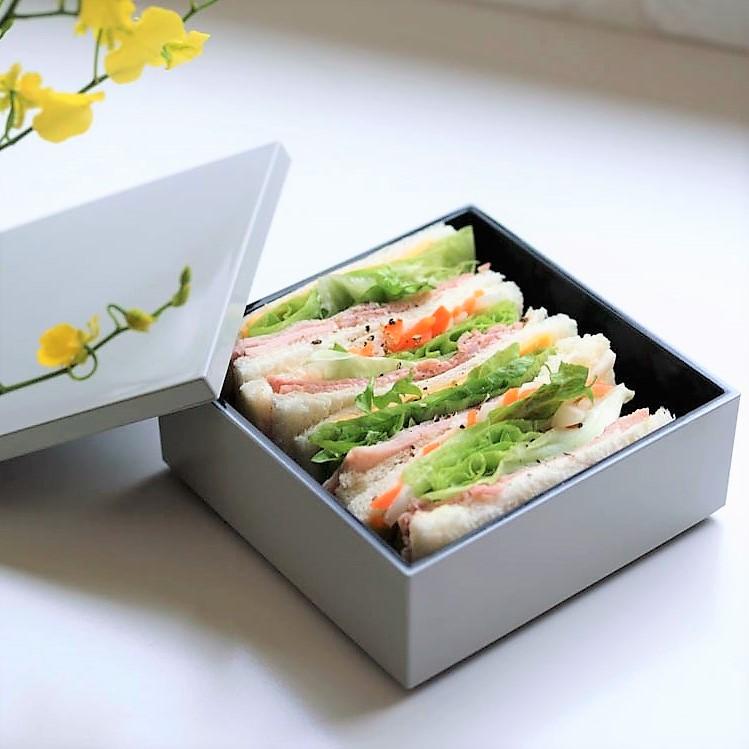運動会のお弁当に 一段重箱も日本デザインストア!