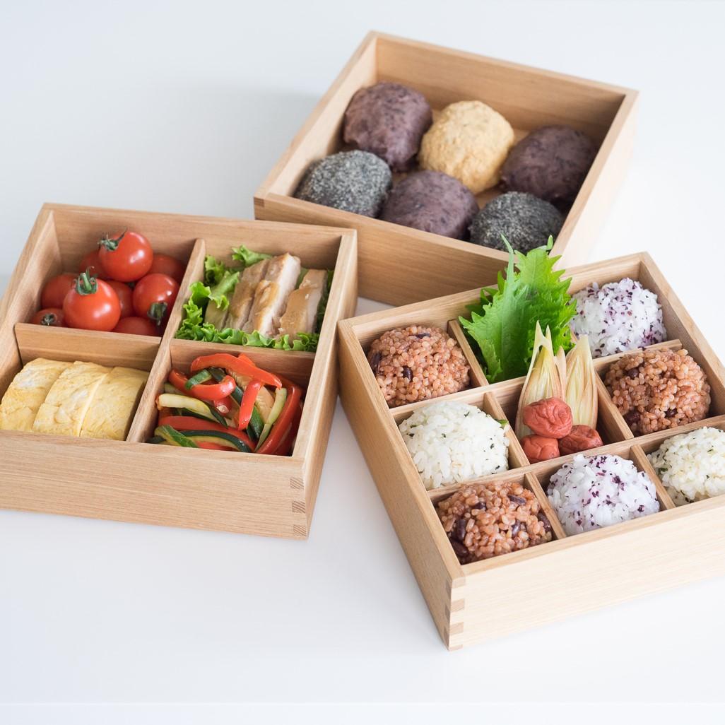 運動会・体育祭のお弁当は重箱でラクチンきれいに♪