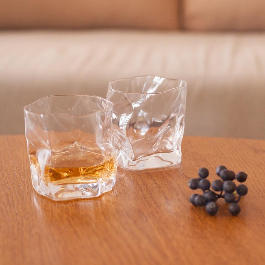 大人時間にウイスキーグラス プレゼントにも