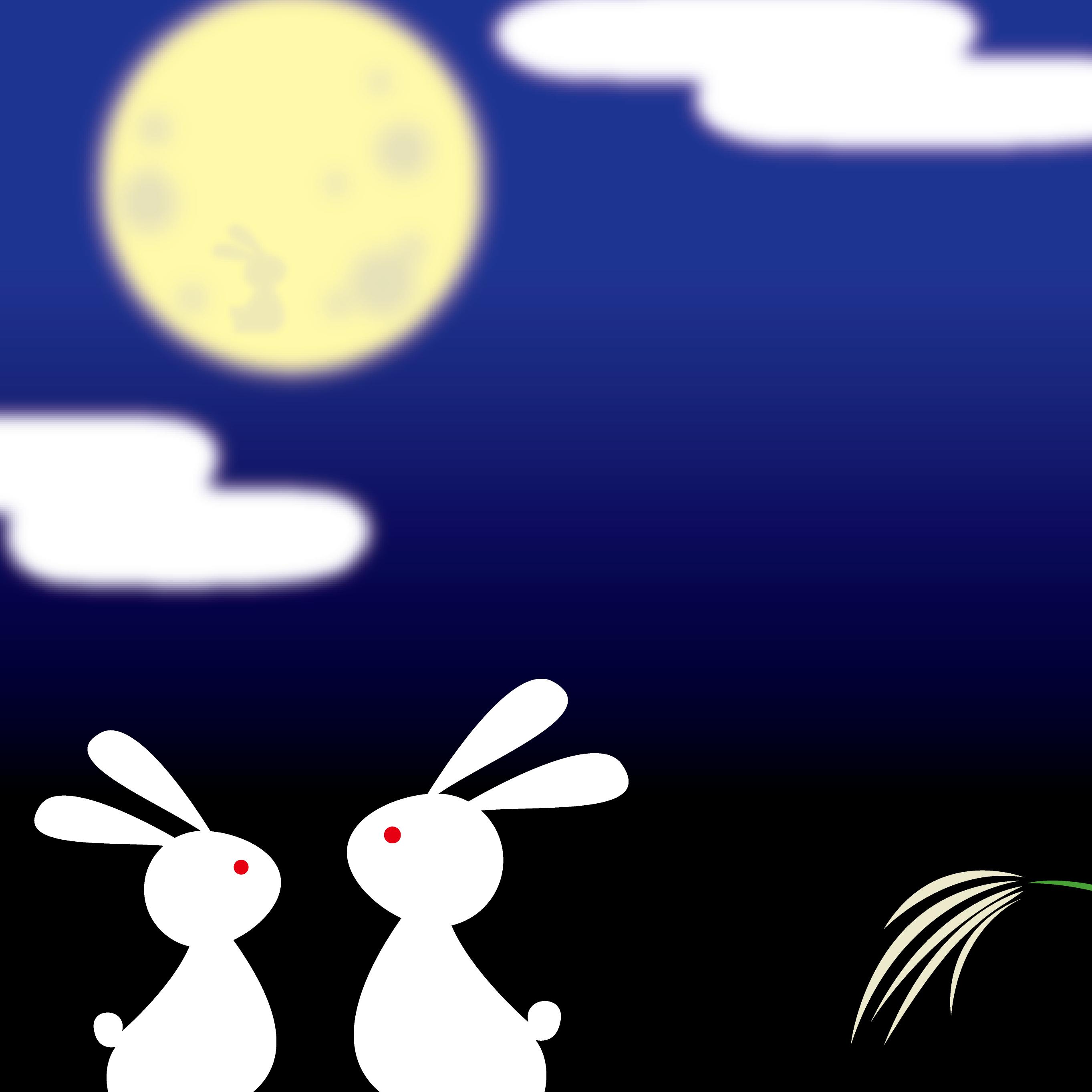 9月24日は中秋の名月!月アイテムでお月見しましょ♪