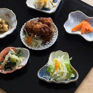 富士山特集 その3 鮮やかな富士山の豆皿