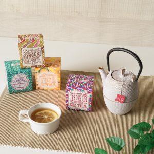 明日11月1日は紅茶の日、その由来とは? おすすめのティーアイテムもご紹介