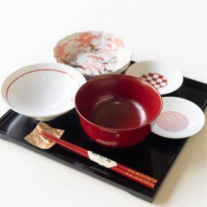 美味しい日本の秋は和食器でコーディネート