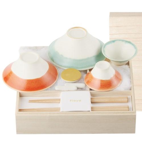 富士山特集 その5 毎日おめでたい富士山のお茶碗