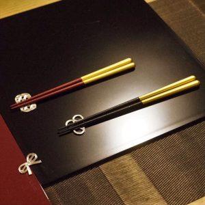 「マツコの知らない世界」で紹介!マツコさんの目に留まった美しい金箔のお箸